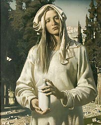 Resurrection Morning, Maria Magdalina by Julia Bekhova