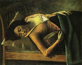 Sleeping Girl 1947
