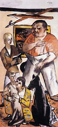 Family Portrait of Heinrich George 1935
