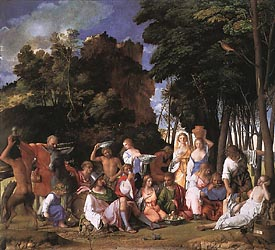 Feast of the Gods, 1514