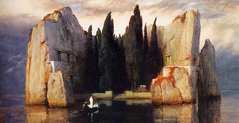 The Isle of the Dead, 1883