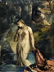 Susanna and the Elders, 1839
