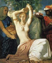 The Toilette of Esther, 1841