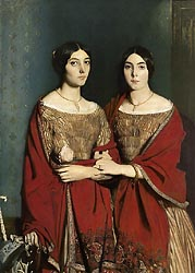 The Two Sisters, 1843