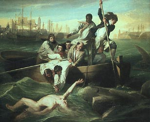 Brook Watson and the Shark, 1778