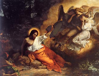 The Agony in the Garden, 1824-27