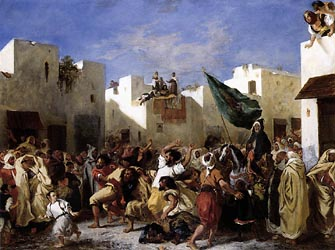 The Fanatics of Tangiers, 1837-38