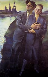 Lovers from Dresden, 1928