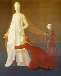 La Vestition, 1982 (73x60)