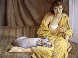 Girl with a White Dog 1951-52