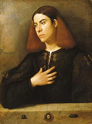 Portrait of a Young Man, c1510