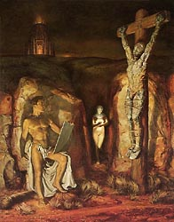 The Crucifixion, 1952