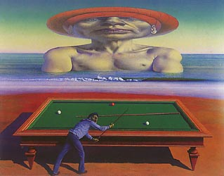 Billiard Hustler 1984