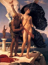 Daedalus and Icarus, c1869