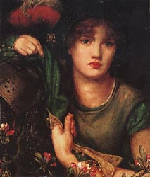 My Lady Greensleeves, 1863