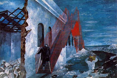 The Red Stairway 1944