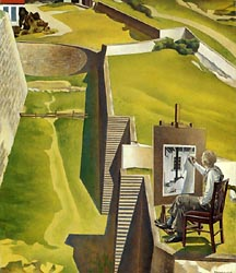 The Artist Looks at Nature 1943