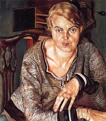 Portrait of Patricia Preece 1933