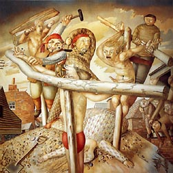 The Crucifixion 1958